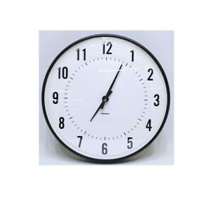 Simplex 6310 9231a 12 Round Replacement Synchronized Clock