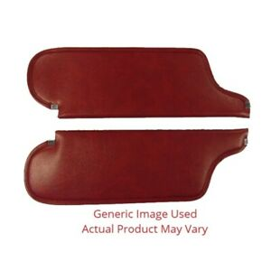 Sun Visor For 1967 72 Chevrolet Truck Pickup Seville Red