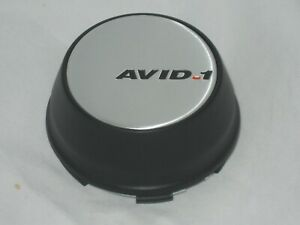 Avid 1 Wheel Rim Black Center Cap Brushed Logo C 215 Or Ht 005 016 2 Or 215k66