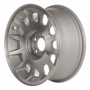 98 02 Ford Crown Victoria 16 X 7 Factory 12 Spoke Machined Silver Wh