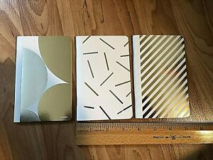 3 Sets Of New Small Notebooks 3 Per Set 9 Notebooks Total