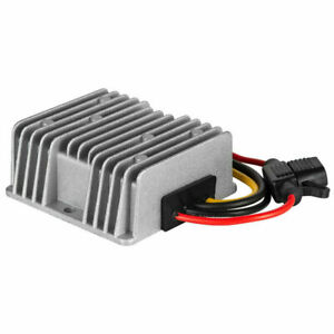 Golf Cart Dc Converter 10 Amp 36v 48 Volt Voltage Reducer Regulator To 12v 10a
