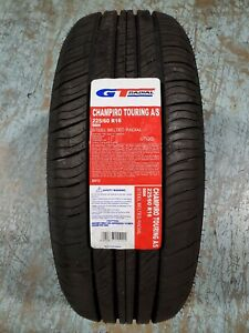 225 60r16 Gt Radial Champiro Touring A S 98h M S Set Of 4