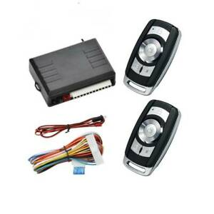 Car Remote Control Central Kits Door Lock Locking Keyless Entry System Universal