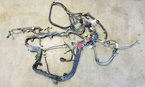 Main Engine And Transmission Wiring Harness 1994 Toyota Previa S c Supercharged