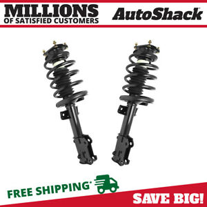 Front Complete Strut Assembly Pair For 2011 2012 2013 2014 Ford Mustang