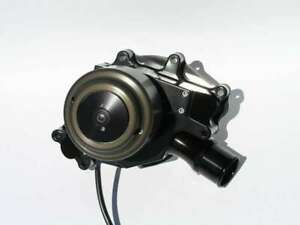 Meziere Wp312s Ford 302 5 0l 351w Electric Water Pump W Idler Pulley Black