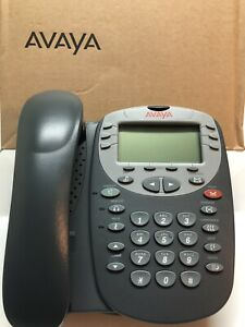 Avaya Ip Office 5410 Digital Telephone With Corded Handset With Stand