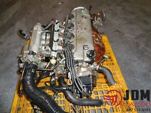 92 95 Honda Civic 1 6l Sohc Engine Jdm Zc Free Shipping