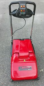 Betco Groutmachine Gs15 Walking Floor Scrubbing Cleaning Machine Sold As Is
