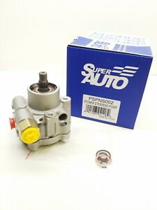 Pspns002 Super Auto Power Steering Pump Fits Nissan Altima 2 5l 2004 2005 2006