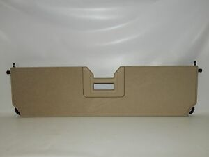 New Oem 2007 2014 Ford Expedition Rear Trunk Floor Access Door Panel Cover Beige