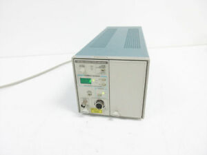 Tektronix Tm502a With Am503b Current Probe Amplifier Am 503b Tray