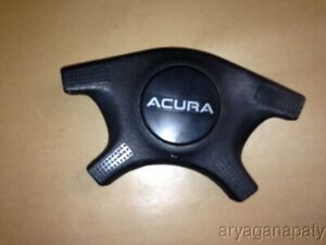 88 89 Acura Integra Oem Steering Wheel Center Cover Stock Factory