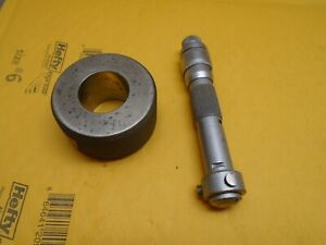 Brown And Sharpe 1 1 2 Inch 0002 281 Intrimik Inside Micrometer Bore Gage