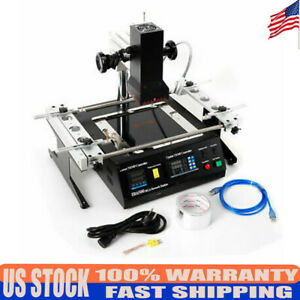 Infrared Bga Smd Heating Rework Station Solder Welding Ir6500 For Xbox Pc Ps3 Us