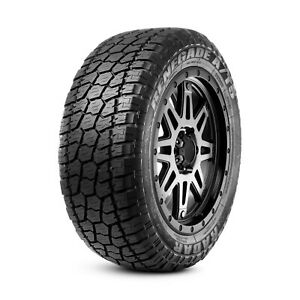 Lt285 70r17 Radar Renegade A T5 All Terrain Blk 121 118s 10ply Load E Set Of 4