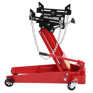 Ridgeyard 1 2 Ton 360 Hydraulic Roll Under Transmission Service Floor Jack