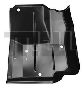 Front Floor Pan For 87 95 Jeep Wrangler Yj 76 86 Cj7 Left