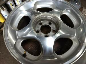 1995 Mustang Cobra Rim Used 5 Spoke W out Pace Car Option