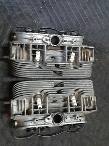 Vw Bug 40hp 1200 Cylinder Heads Volkswagen Bus Aircooled