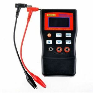 Automatic Digital Capacitance Inductance Tester Circuit Gauge Meter L c Tester
