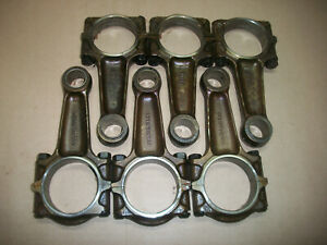 Porsche 911 Connecting Rods For 3 2 3 3 3 6 Liter Engines