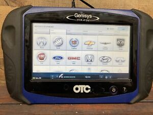 Used Otc Genisys Touch Rugged Tablet 561301 Diagnostic Tablet Only