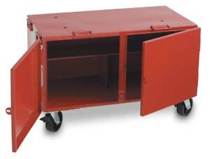 Rothenberger Stand And Storage Cabinet For Collins 22a Pipe Threader E 239