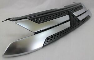 Replacement For 2016 2020 Outlander Front Bumper Upper Center Grille New