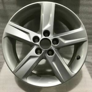 2012 2013 2014 Toyota Camry 69604 Wheel 17 Rim Silver Painted 42