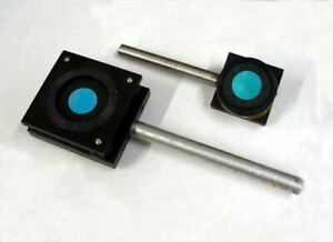 Oriel Coated Optical Mirrors With Anti vibration Mounts For Lasers Ir