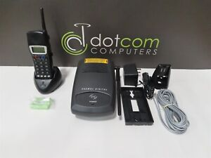 Esi 900mhz Digital Small Cordless Telephone With Charging Base Ac 5000 0354