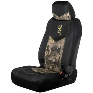 Browning Seat Cover Realtree Timber Camo Chevron Seat Cover
