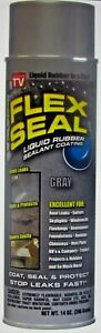 2 Flex Seal Spray Gray 14 Oz Can Same Day Handling Free 1 3 Day Delivery