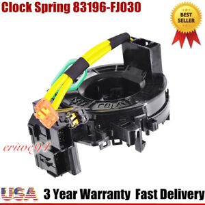 Airbag Clock Spring Spiral Cable Fits For Subaru Wrx Brz Xv Crosstrek Impreza Us