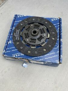 Clutch Disc For Volkswagen Transporter Vanagon 80 91 Meyle 025 141 031k New
