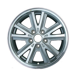 16 Machine Silver Take off Factory Alloy Wheel rim 2005 2009 Ford Mustang V6