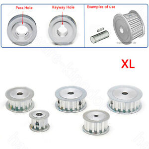 Timing Belt Pulley Xl 10t 40t Synchronous Wheel For 10mm Width Powerdrive Belts
