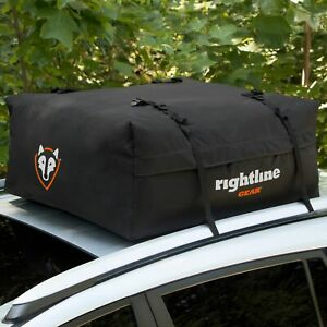 Rightline Car Top Cargo Carrier Bag Jr New Roof Rooftop Luggage Waterproof