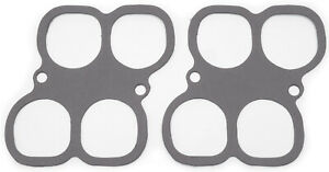 Edelbrock 6999 Street Tunnel Ram Base To Top Gaskets Fits Sbc 7110 Intake