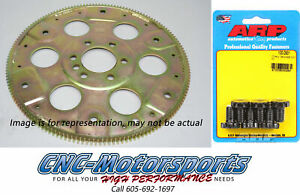 Sbc Chevy 350 Sfi Rated Auto Transmission Flexplate 153 Tooth Int Balance W Arp