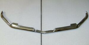 1969 1970 Ford Mustang Chrome Front Bumper 69 70 Pony Stang