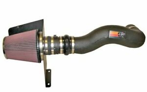 K n 57 3058 Cold Air Intake Kit For 2007 2008 Chevrolet Gmc Trucks New Usa