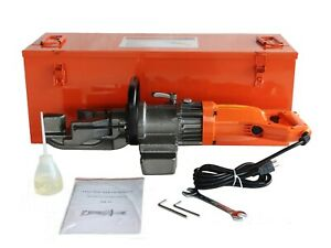 Bm Brand Electric Hydraulic Rebar Bender Portable 16mm 5 8 5 961054