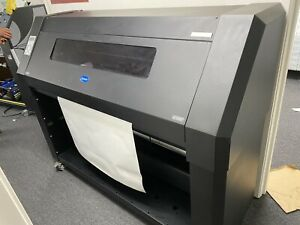 Summa Dc4sx Graphics Printer And Cutter