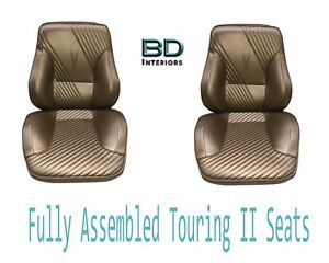 1965 Lemans Gto Touring Ii Front Bucket Seats Assembled