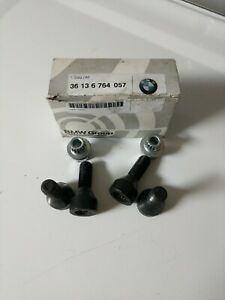 Bmw Wheel Locks 12 1 5mm Thread S Oem Kit