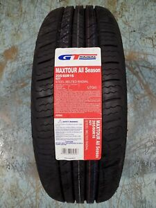 205 60r16 Gt Radial Maxtour All Season 92t M s set Of 4