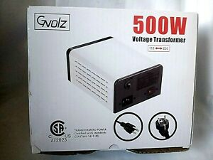 Vzolution Step Up Down Voltage Transformer For Any Appliance Up To